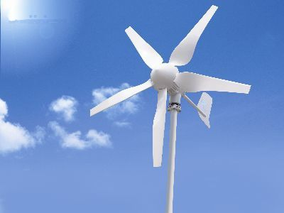 Windgenerator Hoeisi 400W 12V Low Wind